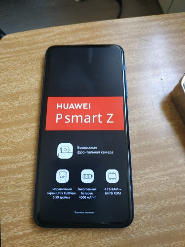Smartphone Huawei P smart Z 64 GB [new, Sim any operators, the official warranty] 64GB|Cellphones|   - AliExpress