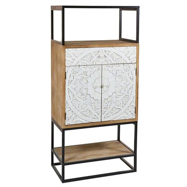 Shelves (150 X 70 X 40 Cm) Laminate Iron