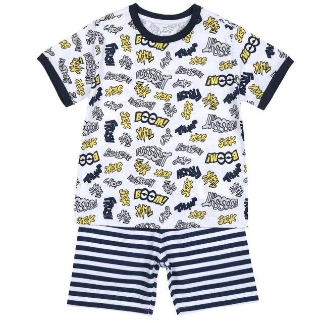 Пижама Chicco, размер 092, принт boom 3 (мультиколор)