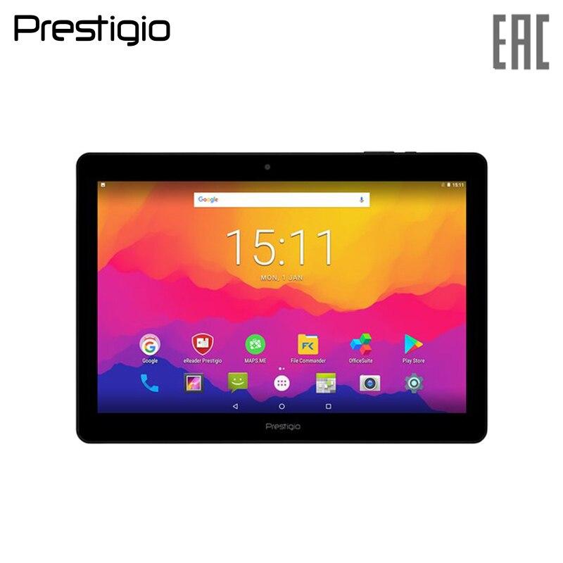 Tablet Prestigio Wize 3161 3G, PMT3161_3G_C_CIS, SIM, 3G, 10.1 ''(800*1280) IPS, Android 7.0, 1 GB DDR, 8 GB, 0.3МП + 2.0MP, 5000 MAh