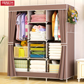 Sokoltec tecido gabinete R-08002