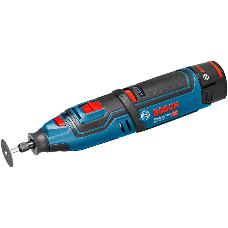 BOSCH Multitool swivel battery GRO 12V 35|Electric Drills| |  - title=