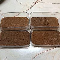 可可酸奶慕斯蛋糕的做法图解12
