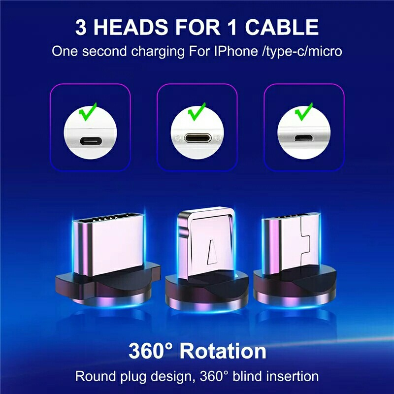 GTWIN 1m 2m 3m Magnetic Cable Micro usb Type C Fast Charging Microusb Type C Magnetic Charge usb c For iphone 11 X Xr usb cable-in Mobile Phone Cables from Cellphones & Telecommunications on AliExpress