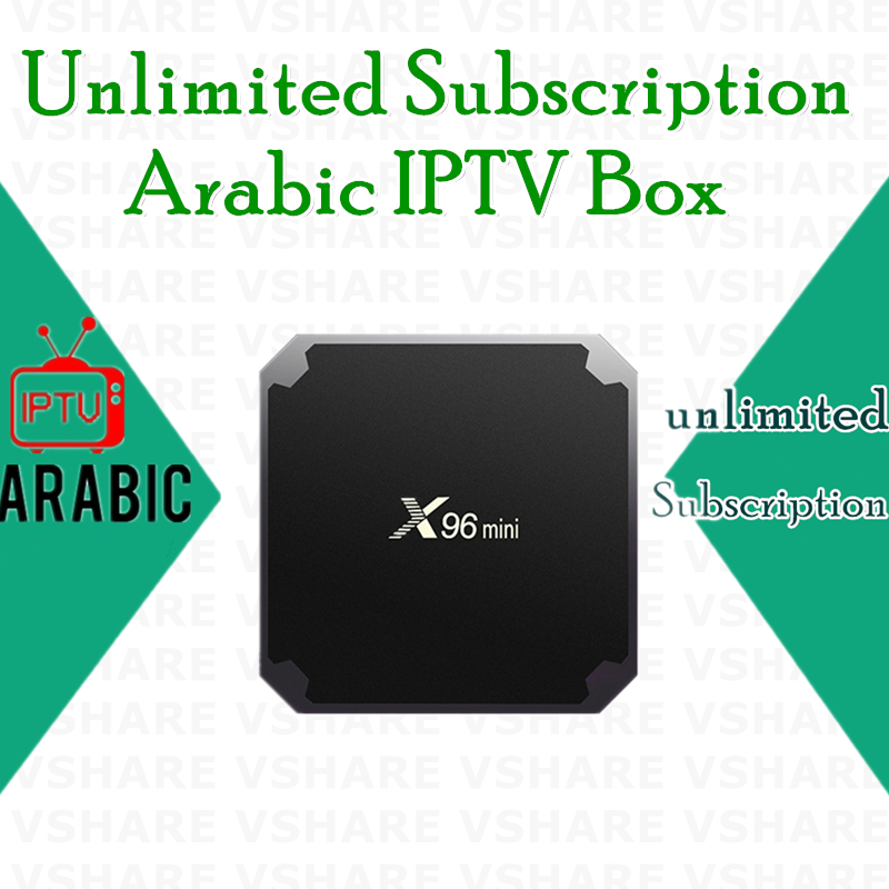 2019 Best Free Lifetime No Monthly/Yearly X96 Arabic IPTV Box Unlimited TV With 860+ Live TV And 1000 Movies