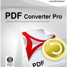 Wondershare PDF Converter Pro Full Version Software Lifetime Activated for Windows