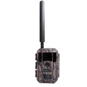 Image 1 - 4G غس تريل كاميرات للرؤية الليلية ممس سمز الأسود IR 36MP 100ft صور الفخاخ الحرارية صور بوليجارد الصيد كاميرات سحابة الخدمة