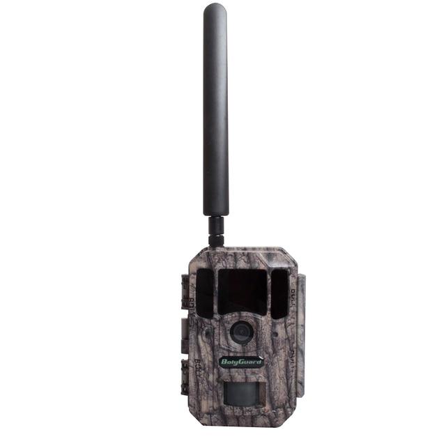 4G غس تريل كاميرات للرؤية الليلية ممس سمز الأسود IR 36MP 100ft صور الفخاخ الحرارية صور بوليجارد الصيد كاميرات سحابة الخدمة