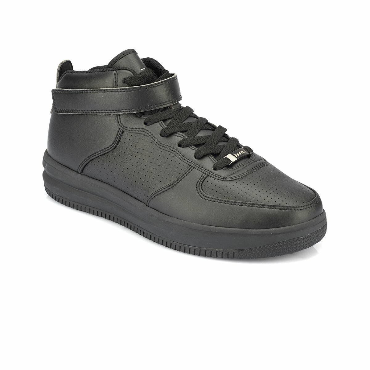 FLO KALEN HI Black Men 'S Sneaker Shoes KINETIX