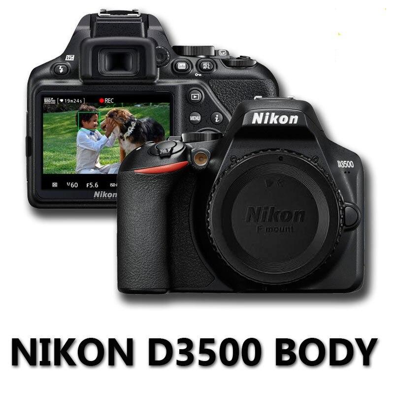 Nikon D3500 DSLR Camera Body Only DSLR Cameras  - AliExpress