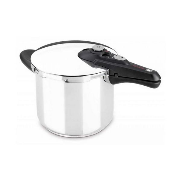 Pressure Cooker BRA A185101 4 L Stainless Steel