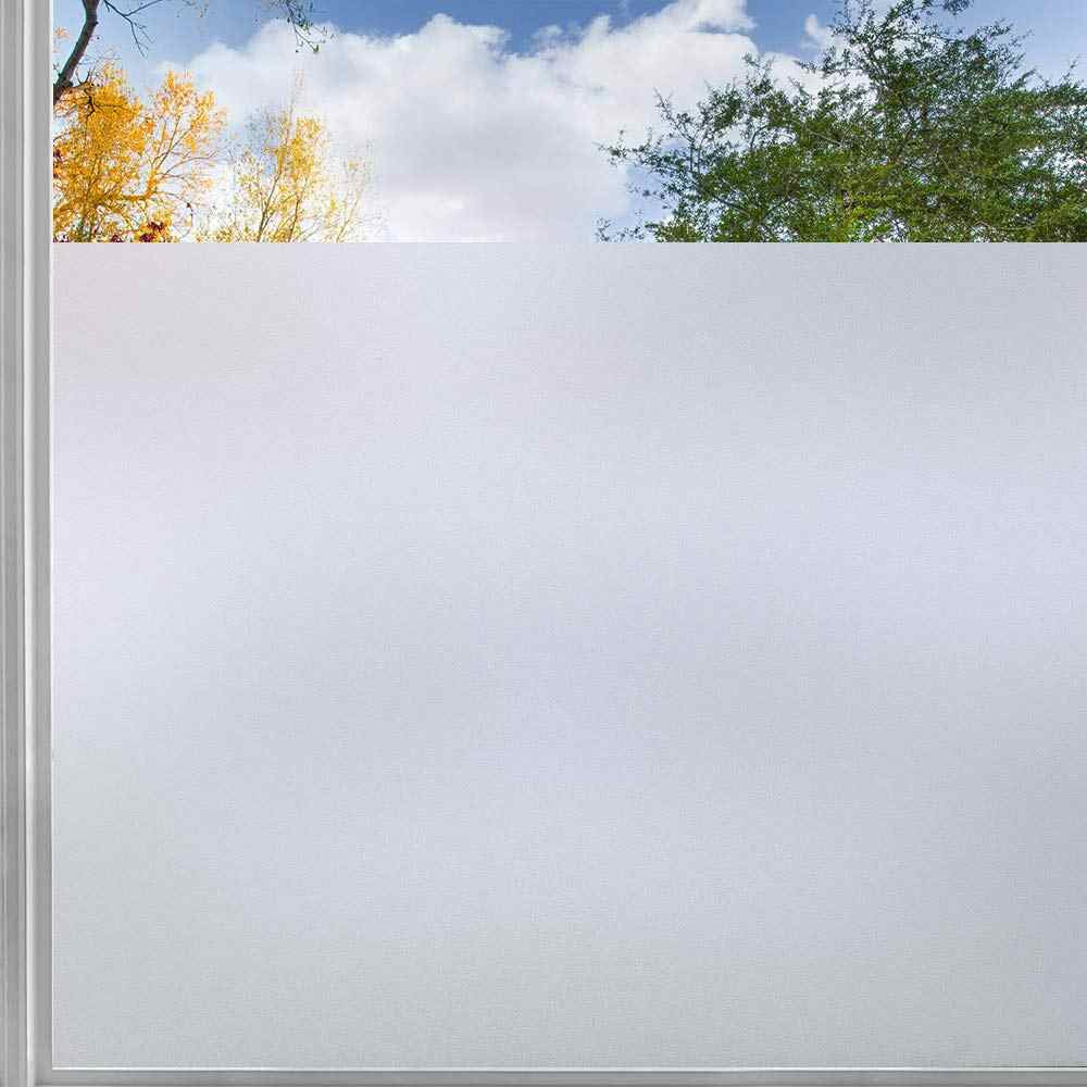 200cm Matte White Frosted Window Film