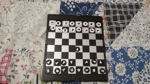 Jogos de xadrez checkers viajante família