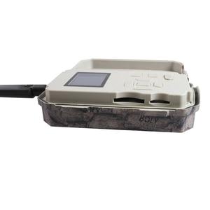 Image 2 - 4G غس تريل كاميرات للرؤية الليلية ممس سمز الأسود IR 36MP 100ft صور الفخاخ الحرارية صور بوليجارد الصيد كاميرات سحابة الخدمة
