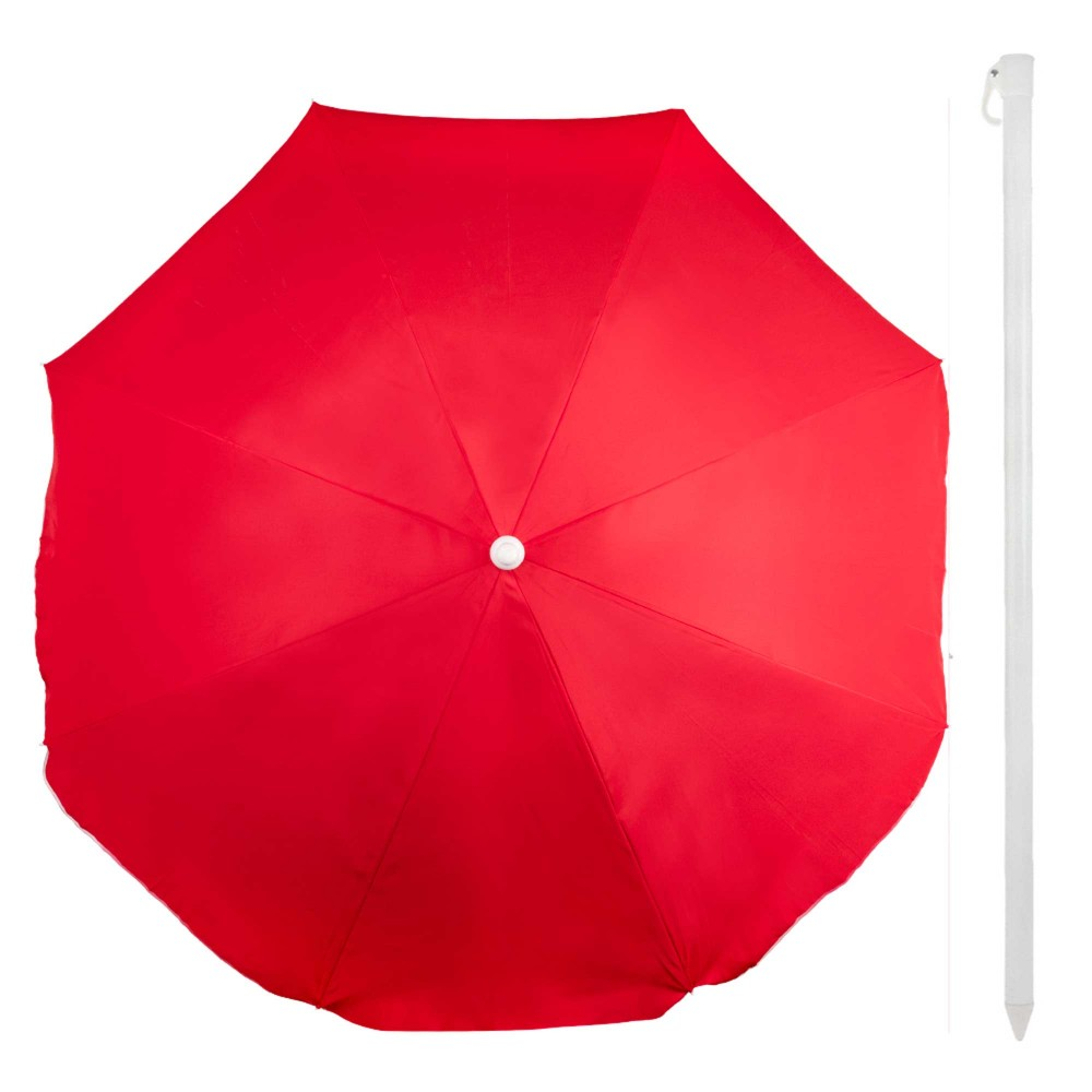 Beach umbrella with UV protection 240x240 cm Aktive Beach
