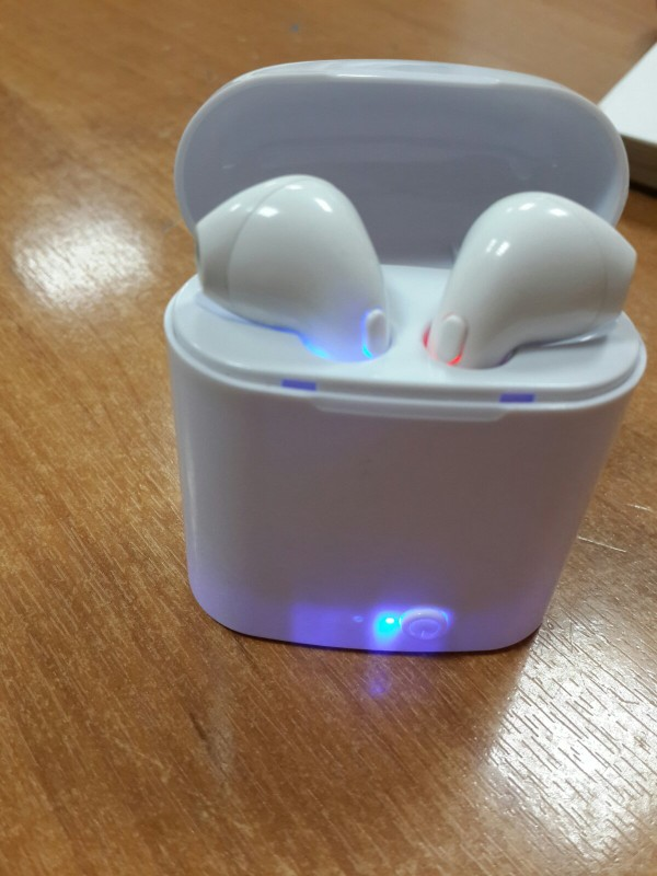 i7s Tws Bluetooth Earphones Mini Wireless Earbuds Sport Handsfree Earphone Cordless Headset with Charging Box for xiaomi Phone|Bluetooth Earphones & Headphones|   - AliExpress