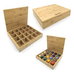 Stand for 20 Coffee Capsules Quttin (30 x 25 x 6 cm)