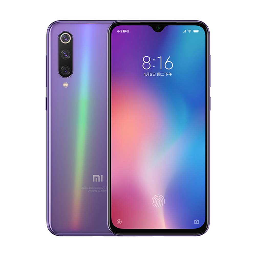 Xiaomi My 9 Violet/Purple, Global Version, 64 GB ROM, 6 GB RAM, AMOLED Screen 5.97