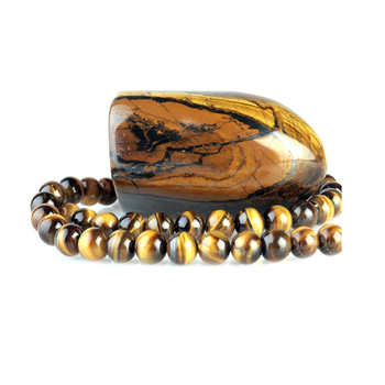 Tasbih Muslim Islam Allah 33 Women S Male Bracelet Prayer Beads Rosary Tiger Eye Natural Stone