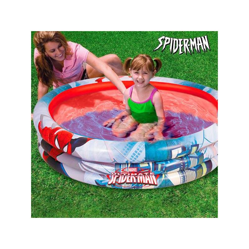 Inflatable Pool Spiderman