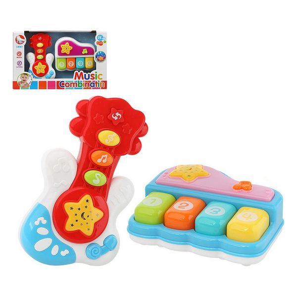 Interactive Toy For Babies Music Combinatin 115803 (2 Pcs)