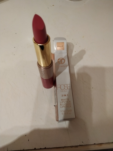 Women's Matte Lipstick photo review