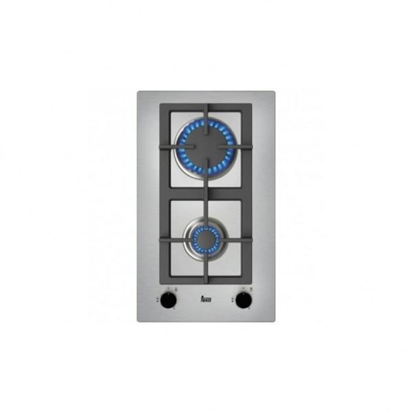 Gas Hob Teka EFX30.1 2G 30 Cm Stainless Steel (2 Stoves)