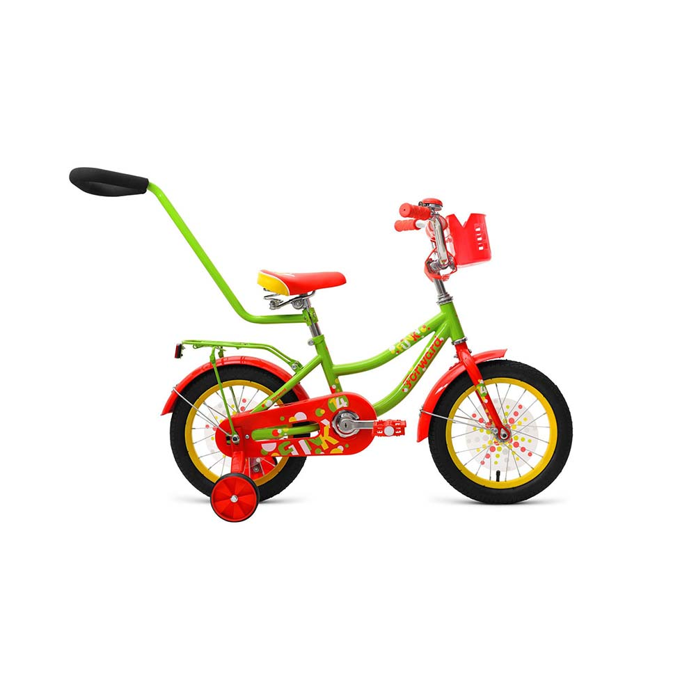 Bicycle children's Forward FUNKY 14 (2017-2018) цены