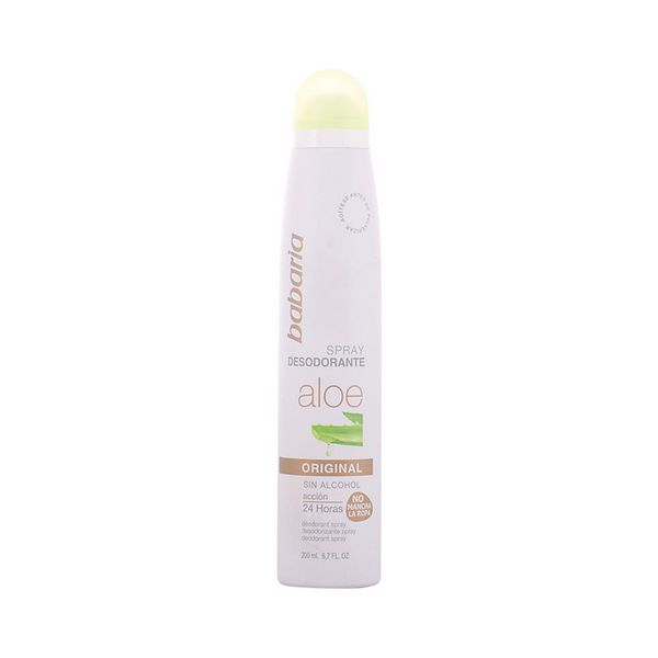Spray Deodorant Original Babaria (500 Ml)