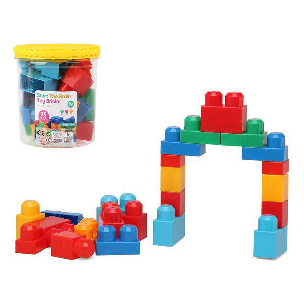 Boat With Building Blocks 114614 (25 Pcs)