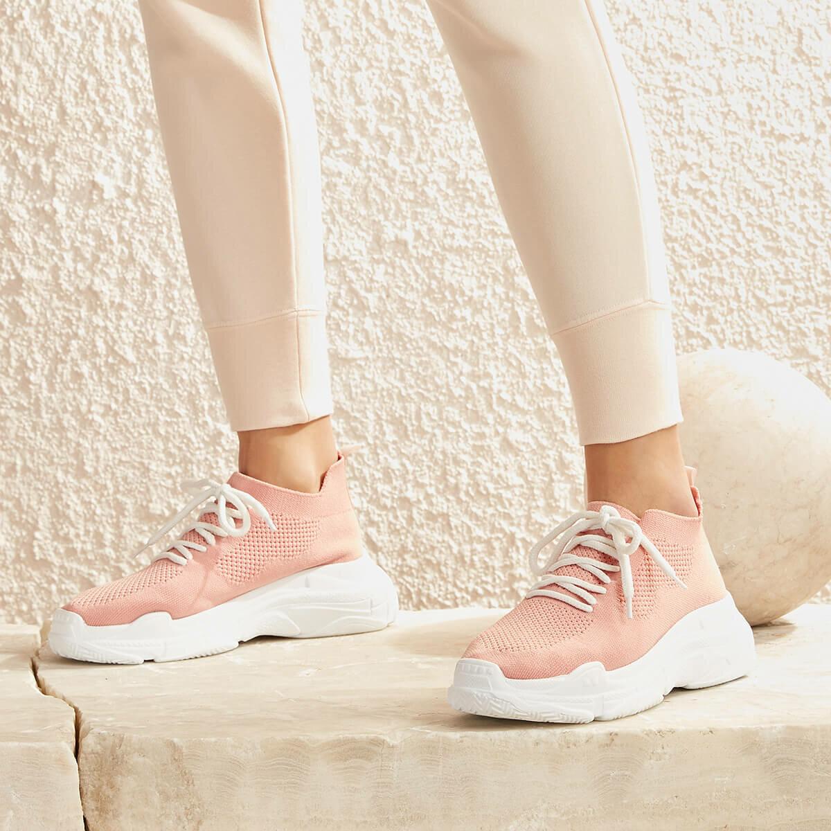 FLO KRUM04Z Powder Women 'S Sneaker Shoes BUTIGO