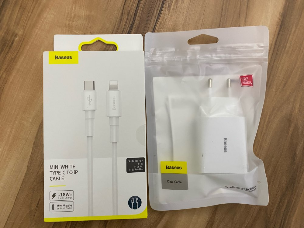 Baseus 18W Quick Charge USB C for IP PD Cable for iPhone 11 Pro X Max Charging Data Cable for Macbook iPad Pro USB Cord-in Mobile Phone Cables from Cellphones & Telecommunications on AliExpress