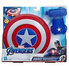 Avengers-toy play Magnetic Shield AND Glove (Hasbro B9944EU8)