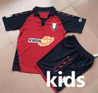 19 20 para niños kits de Osasuna Futbol Camisa 2019, 2020 niños Osasuna Camiseta de fútbol T Camisa Maillot Maglia corriendo camisetas