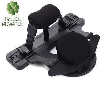 Download device cervical collar relaxation lying in I use cervical column vertebras restful laptop