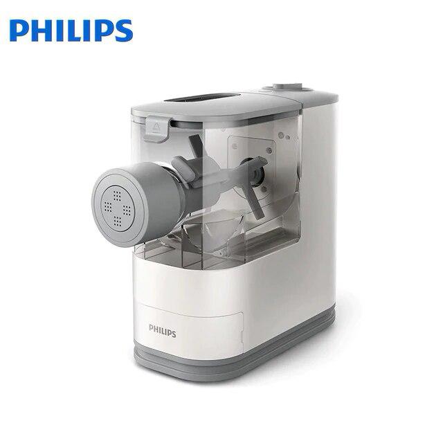 วางเครื่อง Philips HR2332/12 เครื่องใช้ไฟฟ้าสำหรับห้องครัวพาสต้าเครื่องทำก๋วยเตี๋ยวไฟฟ้าอัตโนมัติ
