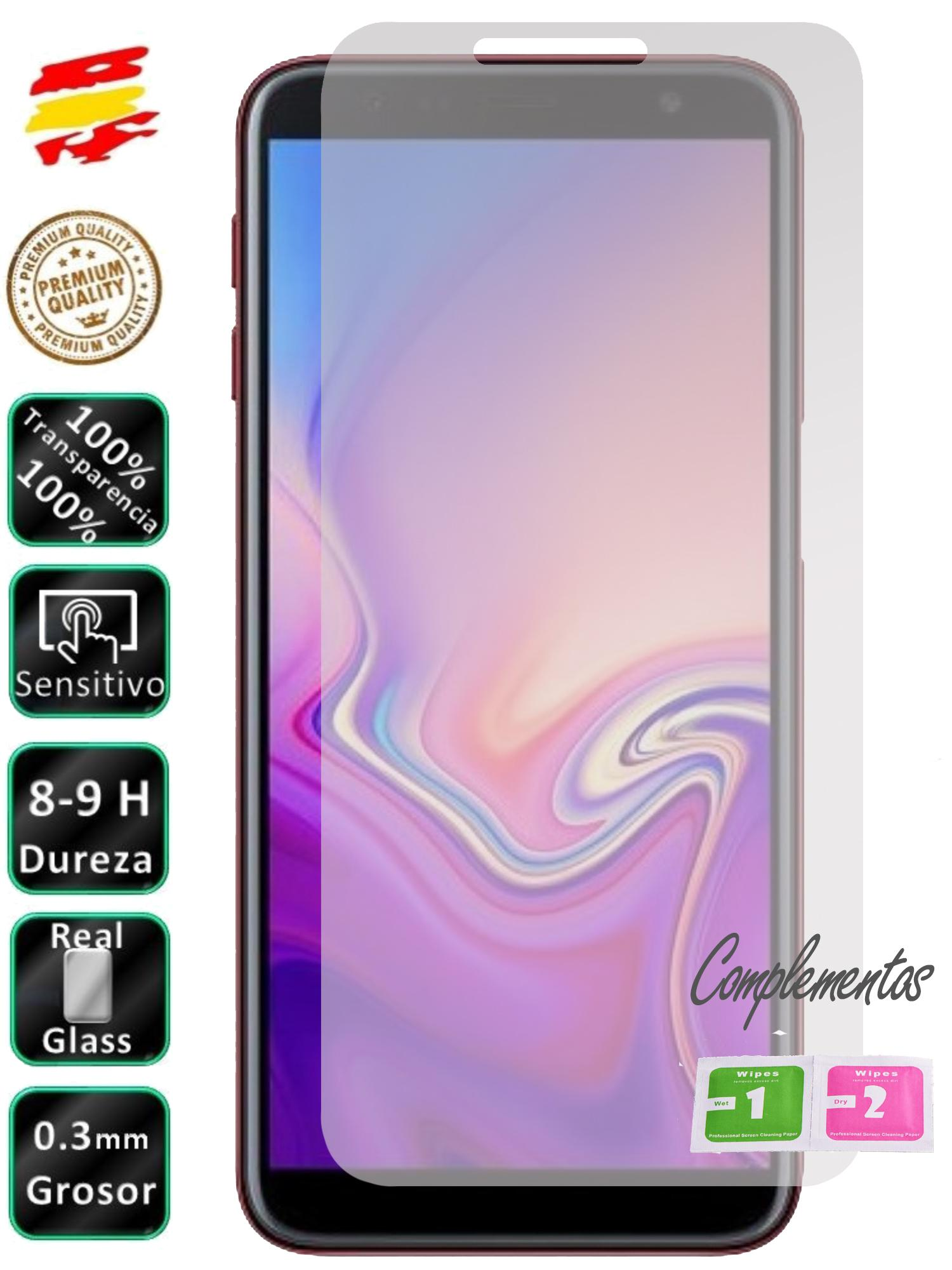 Protector For Galaxy J6 Plus Tempered Glass Screen Glass 9H For Mobile