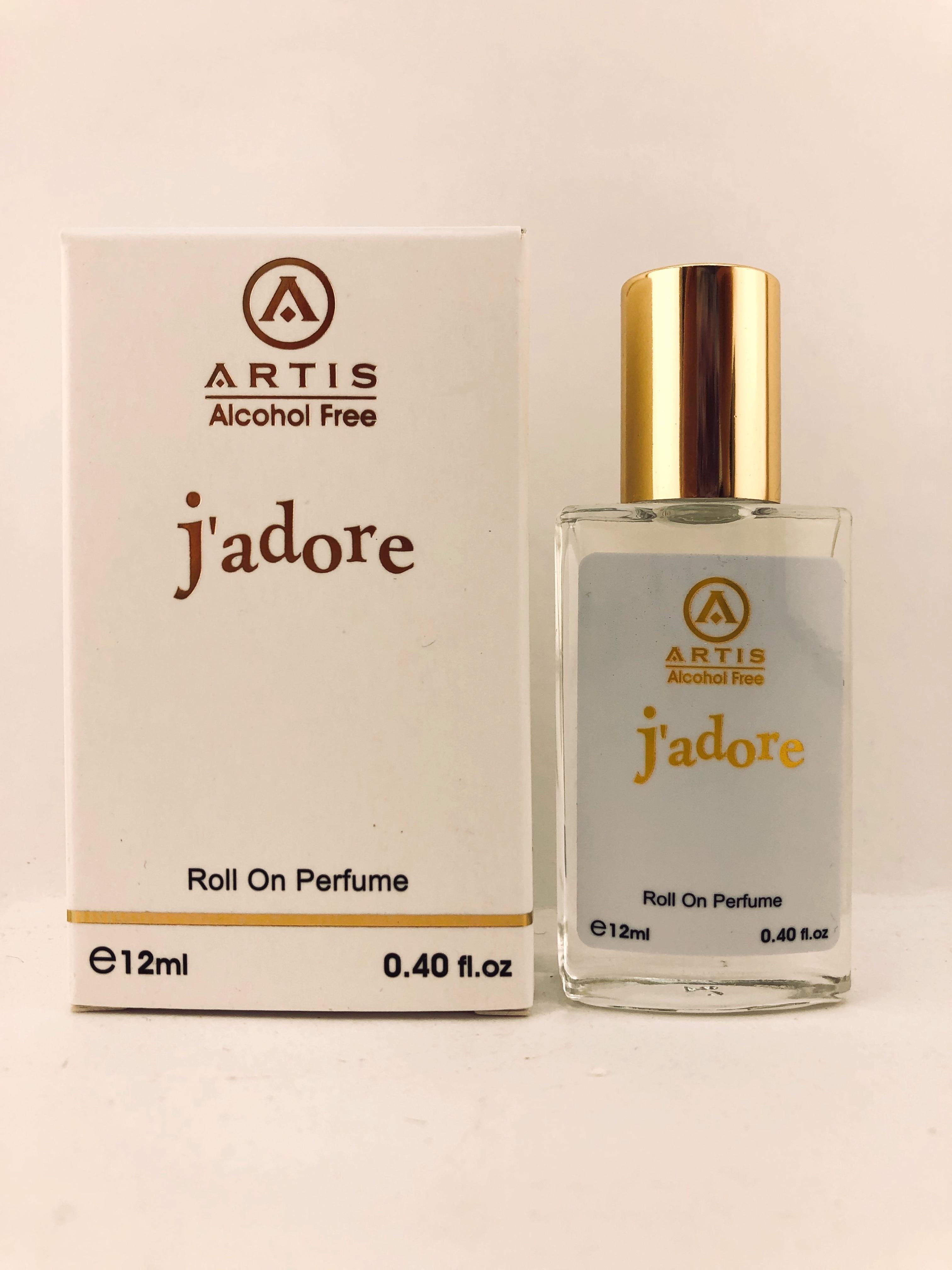 Арабские масляные духи стойкие 100% оригинал ОАЭ Artis Jadoree / J