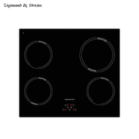 Bulit in Induction Hobs Zigmund & Shtain CIS 299.60 BX Home Major Appliances Hob box electric cooking unit panel surface