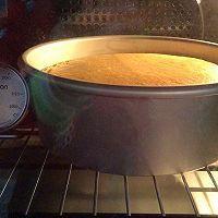 8寸全蛋海绵蛋糕,木糖醇版的做法图解13