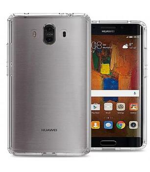 Funda de gel TPU carcasa silicona para movil Huawei Mate 10 TRANSPARENTE