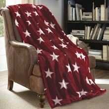 """Однотонное мягкое универсальное легкое одеяло из микроплюша 5"""" x 60"""""""