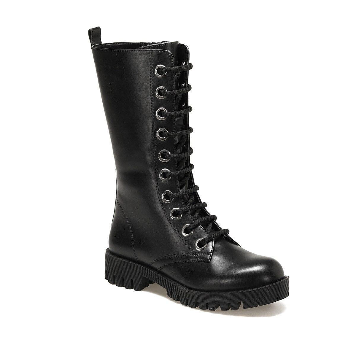 FLO 19K-239 Black Women Boots BUTIGO