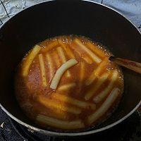 韩式炒年糕的做法图解6