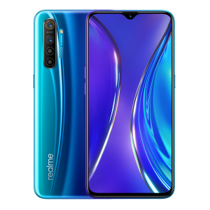 Image 3 - OPPO Realme X2 X2 6.4 Water Drop Screen Snapdragon730G NFC Celular 4000mAh Big Battery 64MP Quad Cameras Super VOOC Smartphone