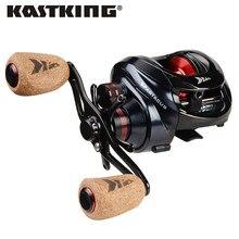 Kastking Spartacus /Spartacus Plus Baitcasting Reel Dual Remsysteem Reel 8Kg Max Drag 11 + 1 Bbs 6.3:1 Hoge Snelheid Vissen Reel