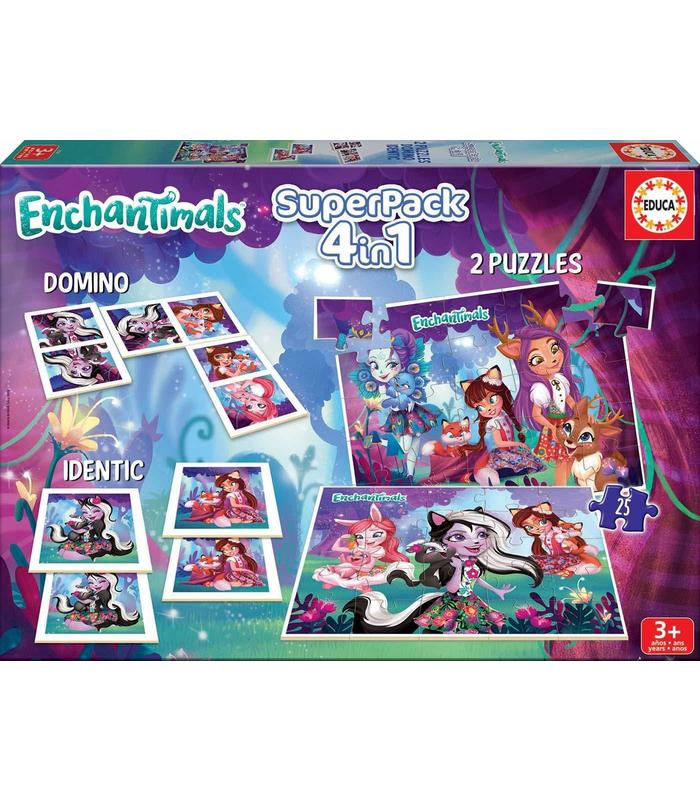 Educa Superpack Enchantimals Toy Store