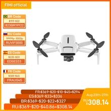 FIMI-Mini Dron X8 con cámara 4K, cuadricóptero profesional con GPS, transmisión ultraligera de 8km, tiempo de vuelo de 30 minutos