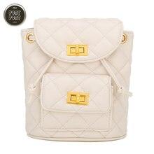 Дизайнерский женский рюкзак из искусственной кожи женская сумка