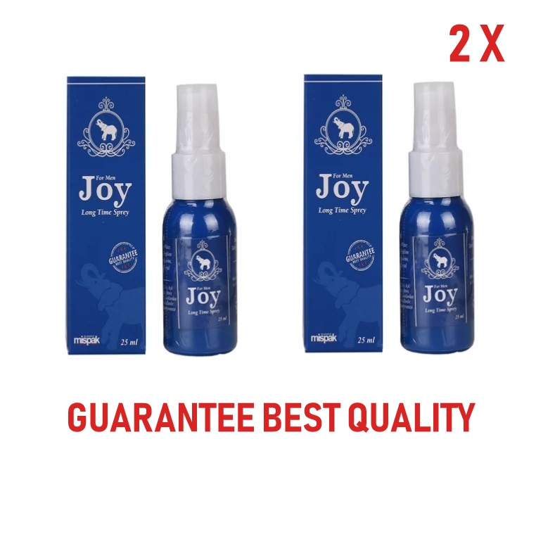 2 Pcs Men's Long Nights Spray Retardants Delay Sex Long Time Formen  GUATANTEE BEST QUALTY